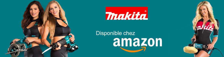 Promotion outillage Makita pas cher sur amazon