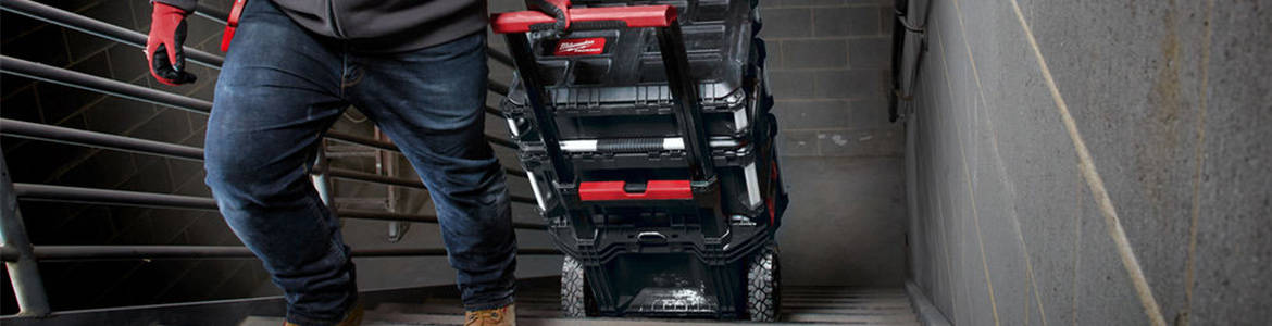 prix avis trolley chariots milwaukee packout pas cher promotion