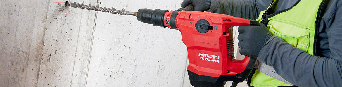 Perforateur HILTI TE 50
