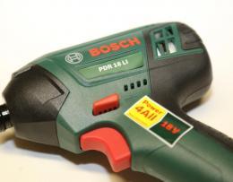 Visseuse à chocs PDR 18 LI Bosch © Benjamin Leharivel - Zone Outillage