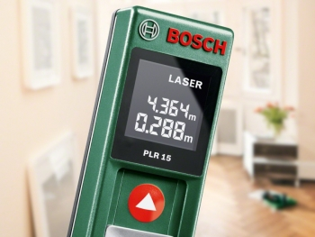 Télémètre Bosch PLR 15