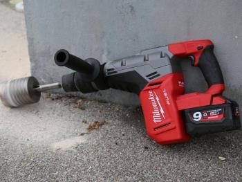 Perforateur burineur sans fil SDS-MAX M18 CHM Milwaukee