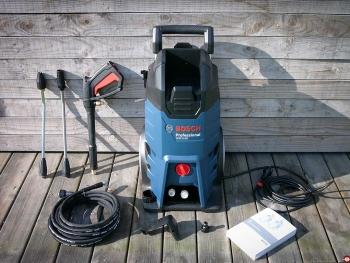 Nettoyeur haute pression Bosch Professional GHP 5-65 © Zone Outillage