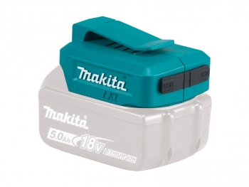 Chargeur USB Makita ADP05 LXT