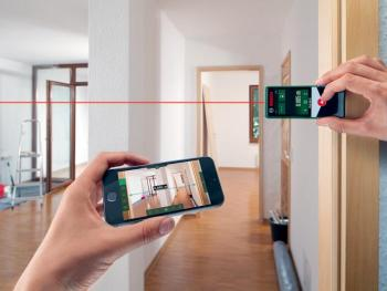 Application « Measure & Go » Bosch