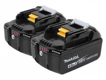 Batteries 18 V Makita