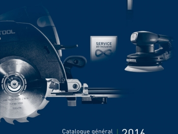 Catalogue général Festool