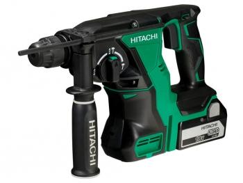 Le nouveau perforateur 36 v hitachi dh 36dbl offre le taux de vibration le plus lev du march - Perforateur sans fil hitachi ...