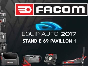 Facom EQUIP AUTO 2017