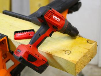 Perceuse-visseuse à percussion Hilti SF 6H-A22