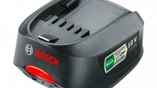 Batterie Bosch 18 V Power4All 2,0 Ah