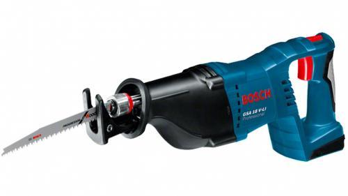 Scie sabre sans fil Bosch GSA 18 V-LI