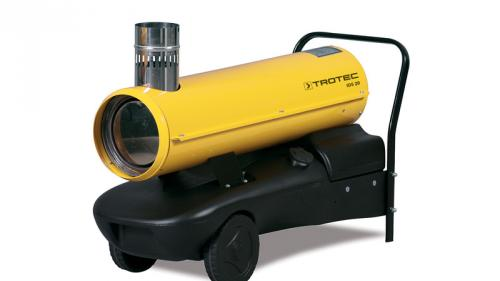 Canon à air chaud Trotec IDS 20