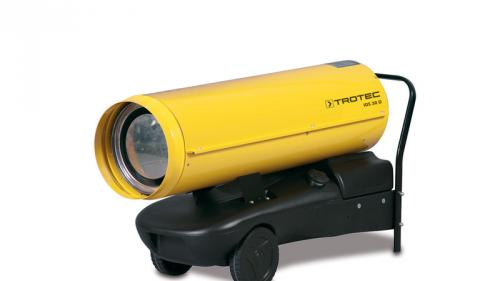 Canon à air chaud Trotec IDS 30D