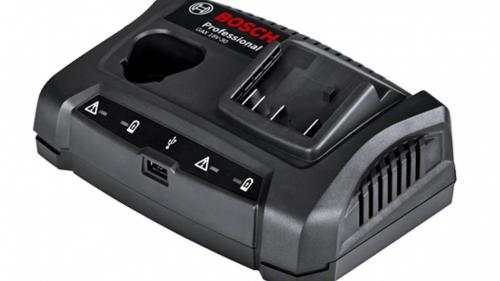 Chargeur double slot GAX 18V-30 Bosch Professional