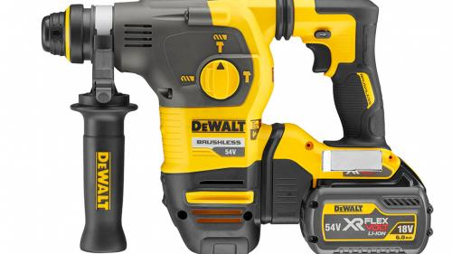 Perforateur sans fil SDS-Plus DEWALT DCH323 54 V XR FLEXVOLT