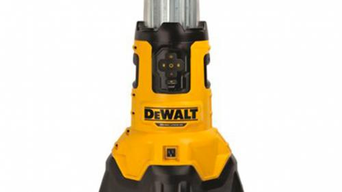 Projecteur de chantier LED DEWALT DCL070