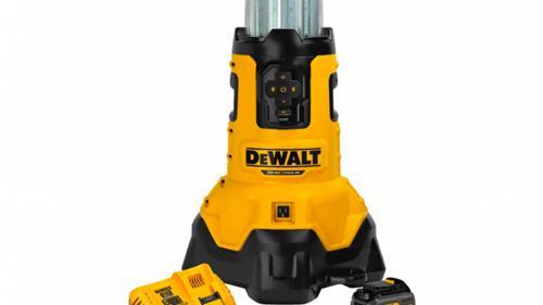 Projecteur de chantier LED DEWALT DCL070T1