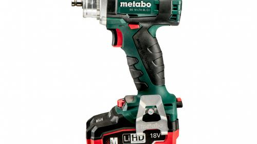 Perceuse-visseuse sans-fil Metabo BS 18 LTX BL Q I