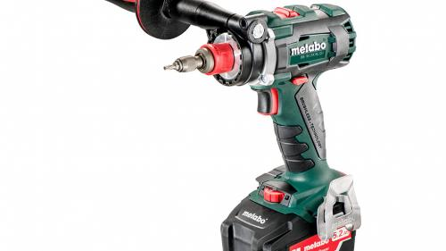 Perceuse à percussion sans-fil Metabo SB 18 LTX BL I