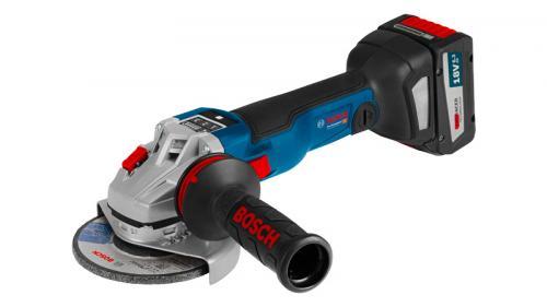 Meuleuse angulaire sans-fil Bosch Professional GWS 18V-125 SC