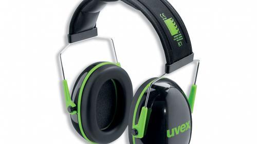 Casque anti-bruit UVEX K1
