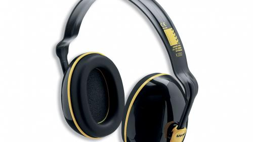 Casque anti-bruit UVEX K200