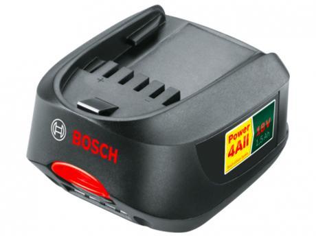Batterie Bosch 18 V Power4All 1,5 Ah