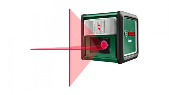 test et avis laser lignes quigo 3 bosch zone outillage. Black Bedroom Furniture Sets. Home Design Ideas