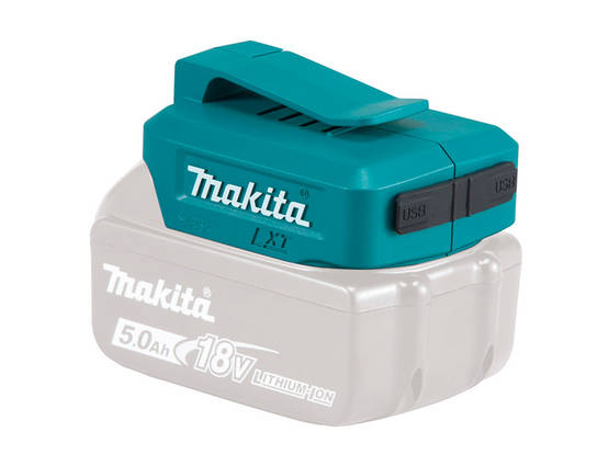 Chargeur USB Makita ADP05 LXT