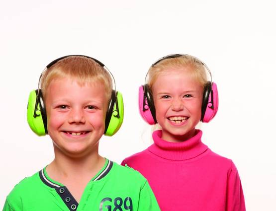 Casque anti-bruit Peltor Kid © 3M