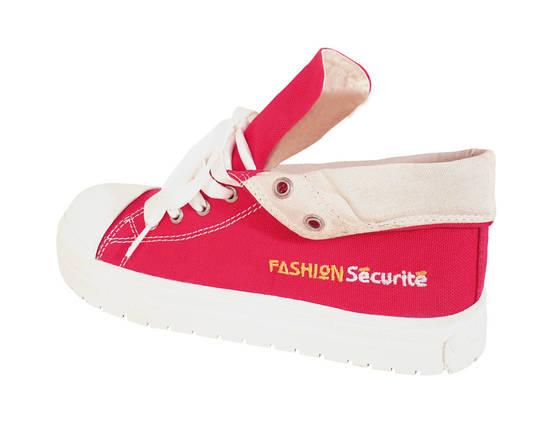 Chaussures de sécurité rose Fashion Sécurité