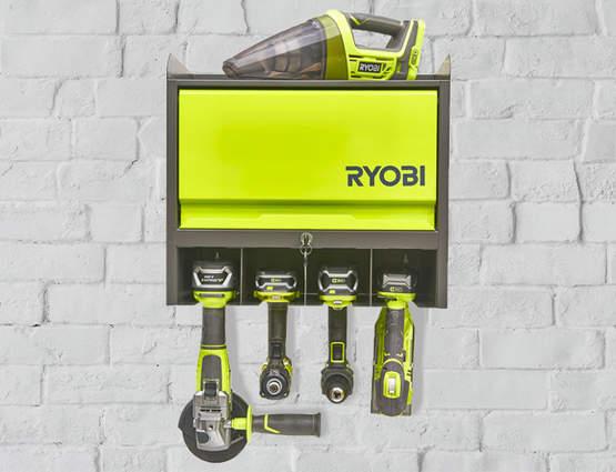 Solutions de rangement RYOBI
