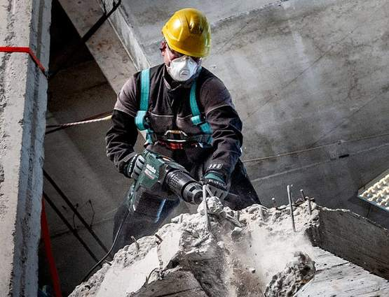 Gamme marteaux SDS-Max Brushless Metabo
