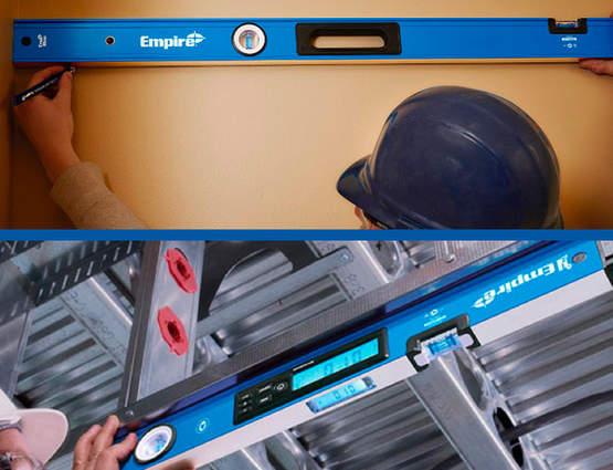 Niveau gamme tubulaire true blue e875 em75 e90 empire