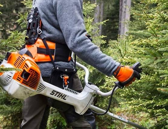 Harnais forestier STIHL ADVANCE X-TREEm
