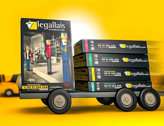 Legallais dévoile son nouveau catalogue2020