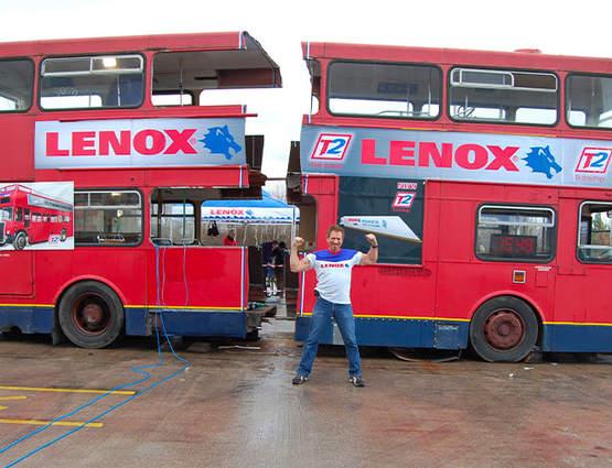 LENOX bientôt distribué par Stanley Black & Decker