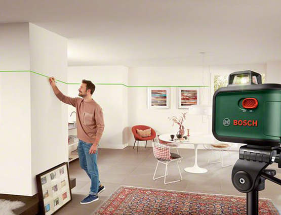 Test et avis laser lignes Bosch Professional AdvancedLevel 360