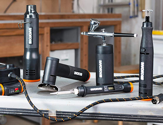 Gamme d'outils MAXKERX WORX