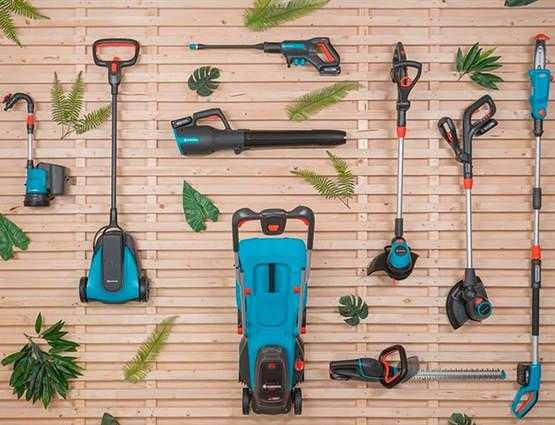 Power for All Alliance Bosch Gardena 18 V