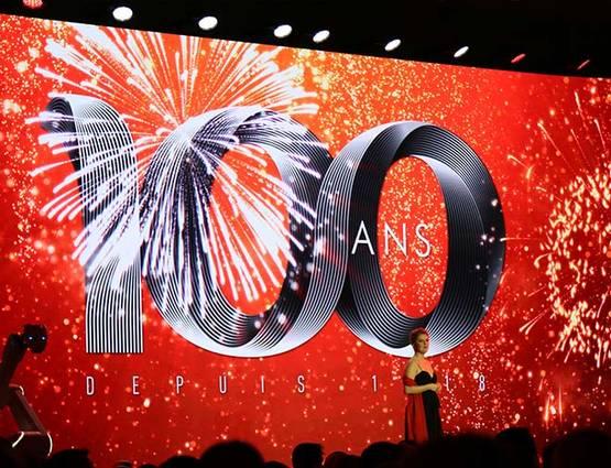 Anniversaire FACOM 100 ans au musée du Louvre 2018