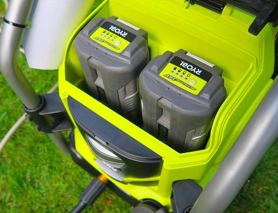 Nouvelles batteries LITHIUM+ Max Power 36 V RYOBI
