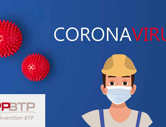 Guide OPPBTP coronavirus Covid-19