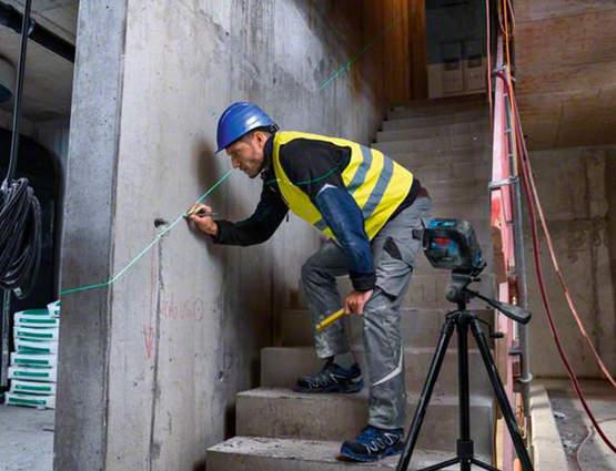 Laser points et lignes GCL 2-50 G Bosch Professional