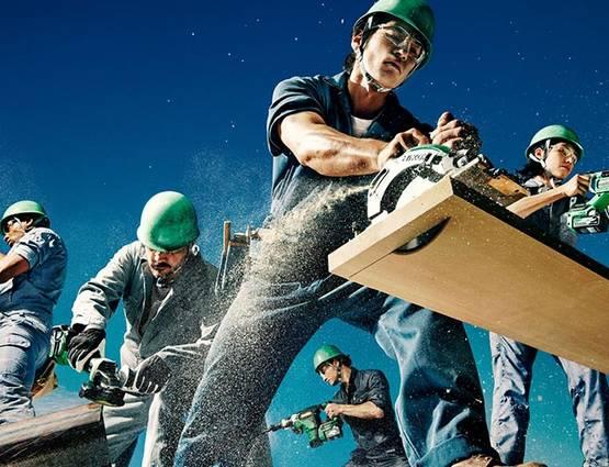"""Koki Holdings dévoile les éléments clé de sa  nouvelle marque """"HiKOKI"""""""