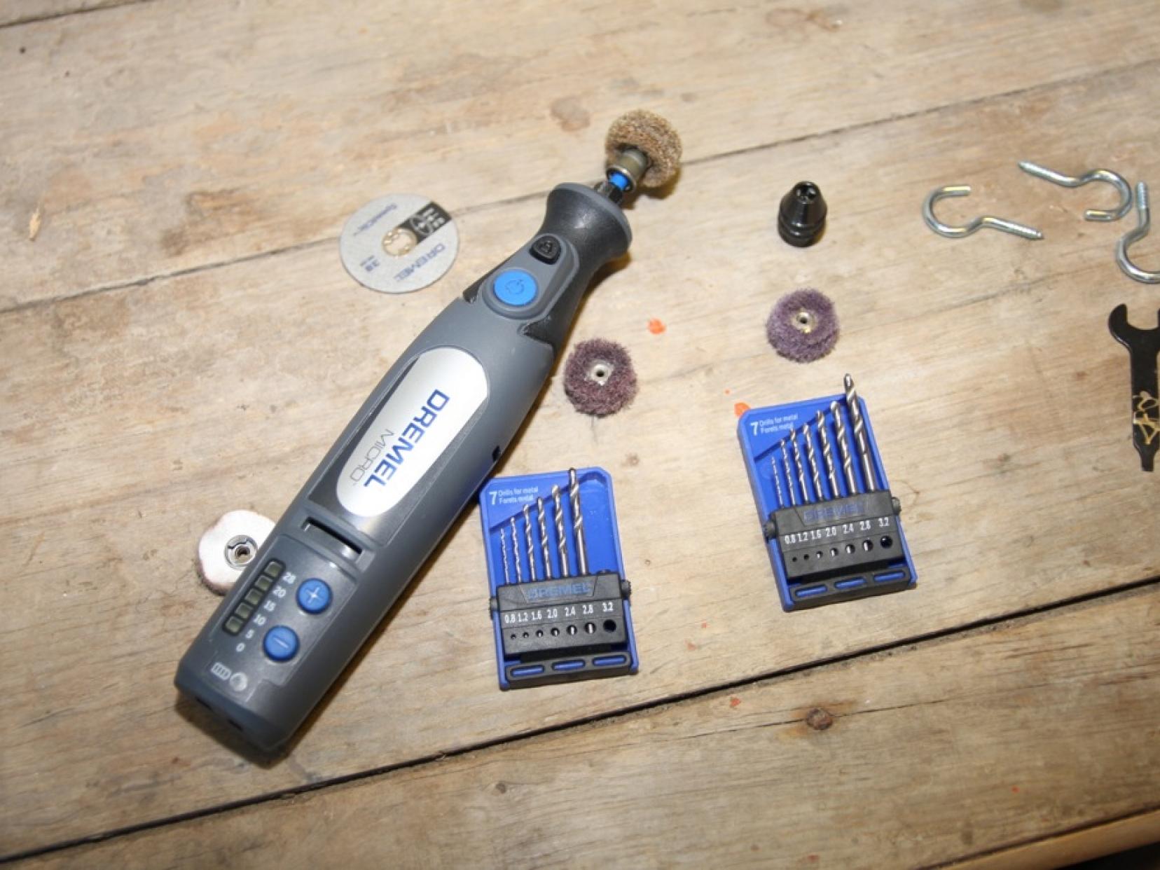 dremel complète sa gamme d'outils multifonctions avec le dremel