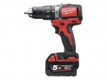 Perceuse à percussion sans fil brushless Milwaukee M18 BLPD