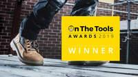 Scruffs reçoit 2récompenses à la cérémonie On The Tools2019 pour ses EPI
