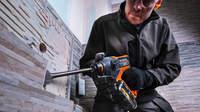 Test et avis du marteau perforateur compact BBH18C AEG Powertools